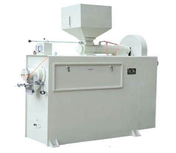 single roller rice polishing machine