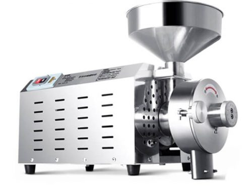 Small Grains Grinder Machine