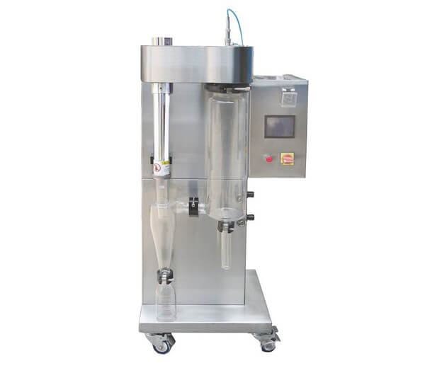 small lab scale spray dryer machine