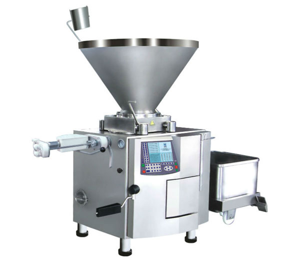 vacuum sausage filler machine