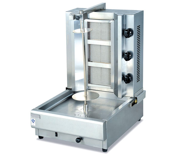 vertical broiler