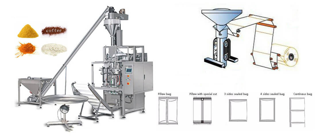 vertical packaging machine