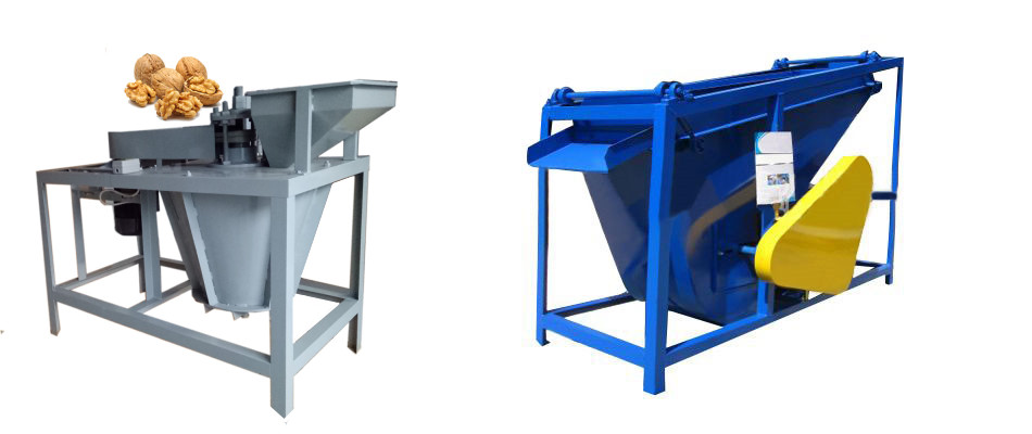 walnut cracking and shelling equipment introduction